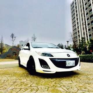 😊2011年Mazda3 2.0 5D zoom版