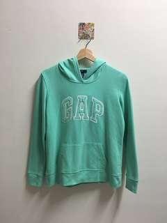 🚚 Gap綠 帽T #十二月女裝半價
