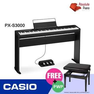 Casio Music Sale @ Viva Business Park! Official Launch Casio Digital Piano PX-S3000