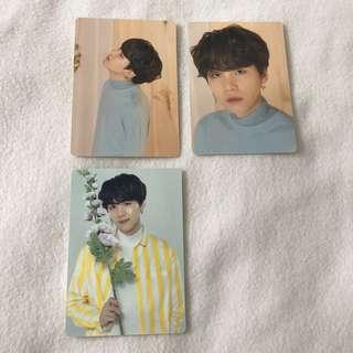 Official LY Tour Mini PCs - Yoongi/Suga