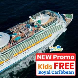 FREE Cruise for KIDS! Royal Caribbean Voyager of the Seas Promo