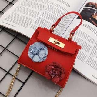 Mini Handbag For Girls  - Design SK08