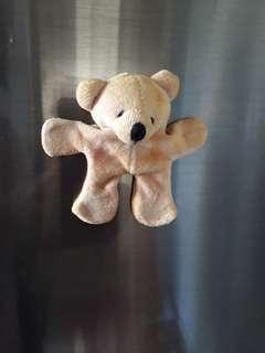 Fridge magnet bear