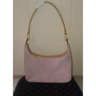 Used authentic Gucci pink bag