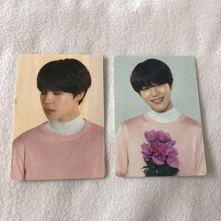 Official LY Tour Mini PCs - Jimin