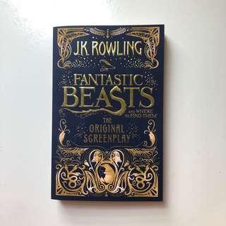 Fantastic Beast And Where To Find Them Novel