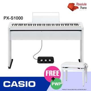 Official Launch Casio Digital Piano PX-S1000 -
