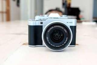 Kredit Kamera Mirrorless Fujifilm X A5 Bandung