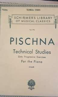 Pischna Technical Piano excercises