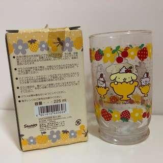 日本製布甸狗玻璃杯