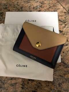 Celine Wallet full set with original receipt