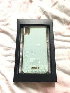 BRAND NEW MIMCO IPHONE X COVER