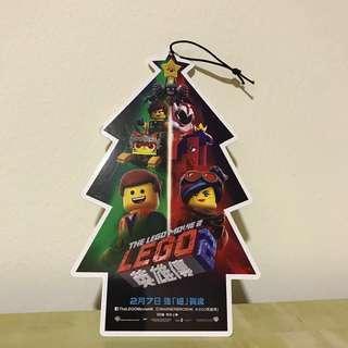Lego Movie 2 Christmas Tree Decoration