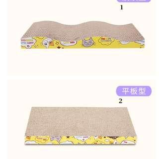 {In Stock} Paper Scratching Toy