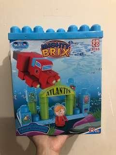 Mighty Brix Atlantis