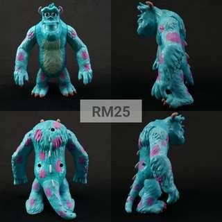 MONSTERS INC MONSTERS UNIVERSITY SULLY