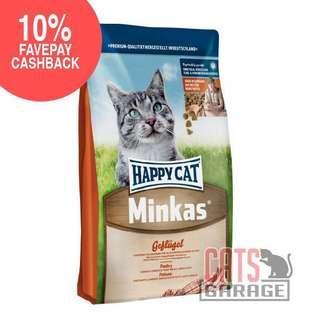 🚚 Happy Cat® Minkas - Geflügel Poultry (2 Sizes)