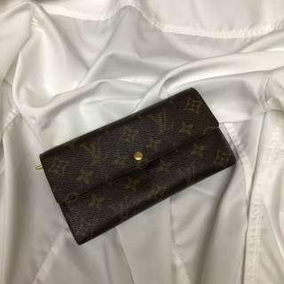 🚚 Louis Vuitton 鈔票 長夾 現金夾 美品 瑞奇二手精品