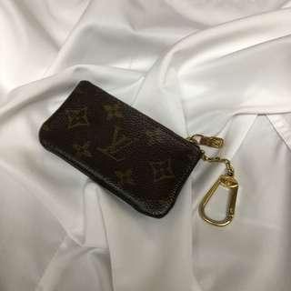 🚚 Louis Vuitton 零錢包 美品 瑞奇二手精品