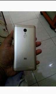 Redmi Note 4 ram 3/32gb muluss....
