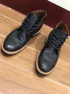🚚 timberland黑靴子