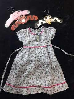 Dress Oshkosh Anak