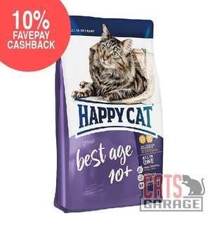 🚚 Happy Cat® Senior - Best Age 10+ - 2 Sizes