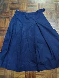 (Good Condition) 3 pcs School Uniform Skirts