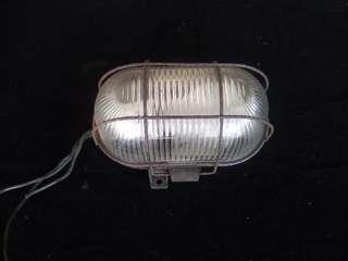 Industrial lamp vintage