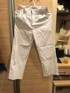 🚚 白色褲子