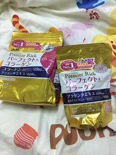🚚 現貨 朝日Asahi膠原蛋白粉 金色版30日份 日本代購來台現貨中