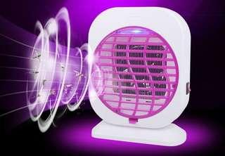 MOSQUITO LAMP AND FAN