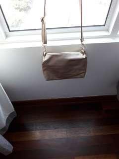 Gold Large Sling Bag (BRAND NEW) #MakeSpaceForLove