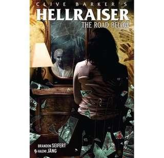 HELLRAISER: THE ROAD BELOW TPB (2013)