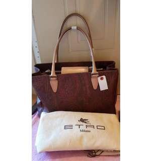 Used authentic ETRO bag
