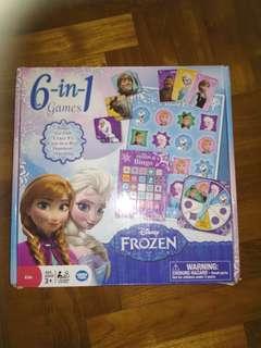 Frozen Board Game