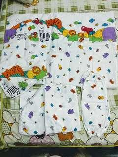 100% Cotton Baby Bedding Set