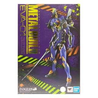 Metal Build Neo Genesis Evangelion EVA-01 Test Type