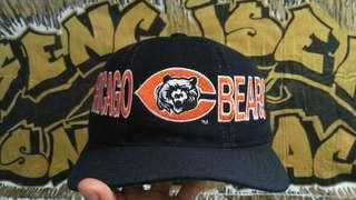 Topi snapback starter 3power chicago bears
