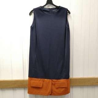 🚚 Designers Dress Sleeveless Gucci Cut-Label Office OL Causual Formal Wear