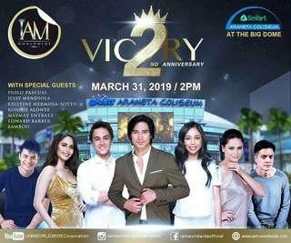 IAM Worldwide's Vic2ry Anniversary