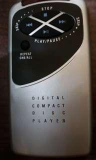 Digital Compact Disc Player
