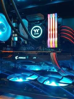 Asus B350-F Strix Gaming Motherboard