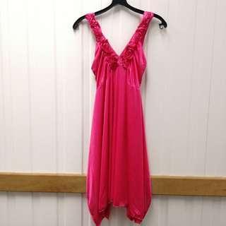 🚚 Pink Dress sleeping wear