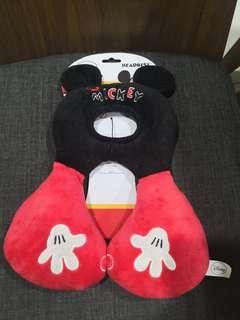 Mickey Mouse Neck Pillow