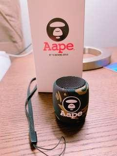 AAPE Bluetooth mini speaker