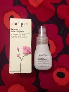 Jurlique Rosewater Balancing Mist 15ml exp jul 2020 $45