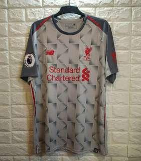 Jersey Liverpool 3rd 2018/2019 ( Robertson 26)