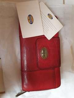 Preloved dompet fossil explorer