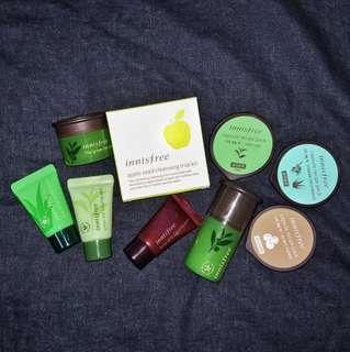 Innisfree Facial Care Set!!